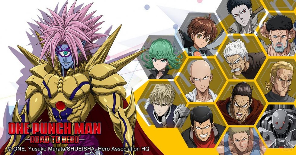 Image One Punch Man – Road to Hero Artwork (10) - GAMERGEN COM