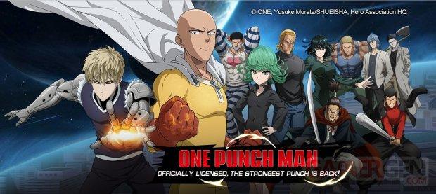 One Punch Man – Road to Hero Artwork (11111)