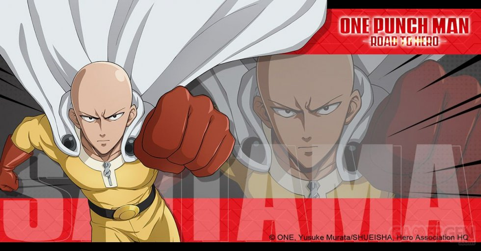 Image One Punch Man – Road to Hero Artwork (22) - GAMERGEN COM