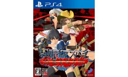 Onechanbara Origin Jaquette Cover PS4 Japon