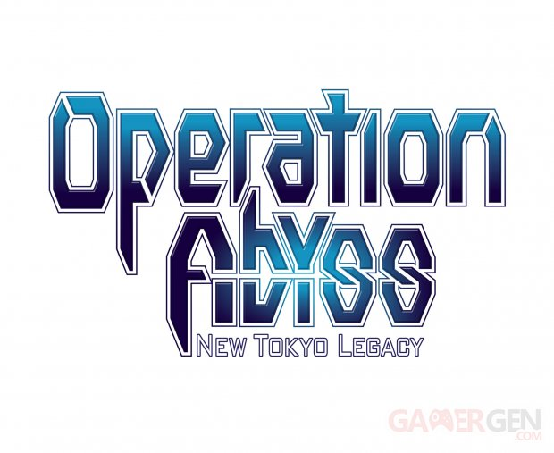 Operation Abyss New Tokyo Legacy logo