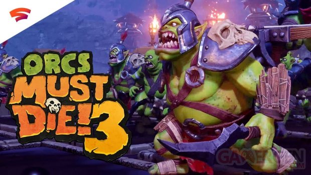 Orcs Must Die 3 head