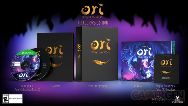 Ori and the Will of the Wisps édition collector
