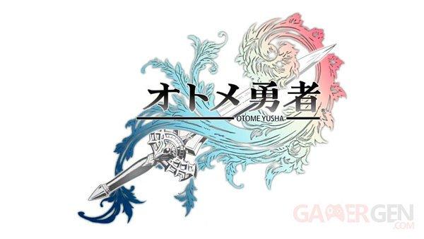 Otmé Hero Otome Yusha 27 07 2016 logo