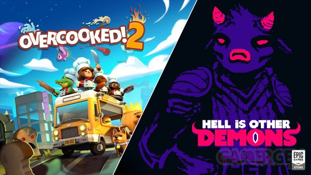 Overcooked 2 Hell is Other Demons EGS