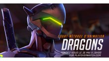 Overwatch Animated Short Dragons Genji