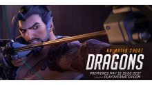 Overwatch Animated Short Dragons