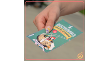 Overwatch Blizzard World Ticket