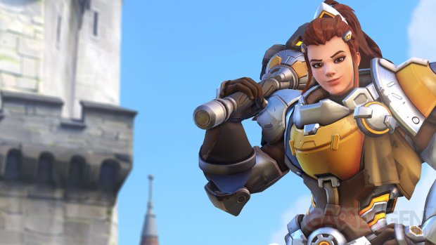 overwatch brigitte background story
