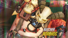 Overwatch Butcher Roadhog