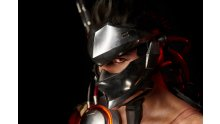 Overwatch Cosplay Battle Italie  Genji Blackwatch  (6)