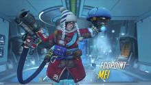 Overwatch Ecopoint Mei