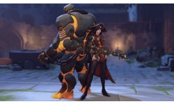 Overwatch La Skin D Halloween D Ashe Pose Probleme Blizzard Va La Corriger