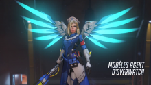 Overwatch Insurrection Agent Mercy