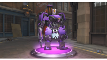 Overwatch Insurrection Bastion