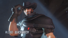 Overwatch Insurrection Blackwatch McCree