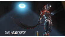 Overwatch Insurrection Genji