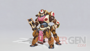 Overwatch Jeux d'été 2020 skins Crème Glacée