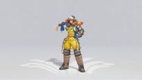 Overwatch Jeux d'été 2020 skins Feskarn