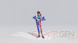 Overwatch Jeux d'été 2020 skins Union Jack