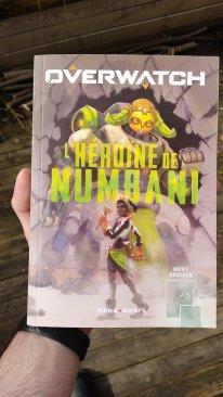 Overwatch L'Héroïne de Numbani Roman Critique Mana Books (1)