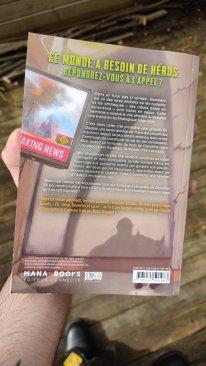 Overwatch L'Héroïne de Numbani Roman Critique Mana Books (2)
