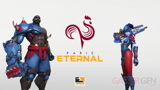 Overwatch League Paris Eternal