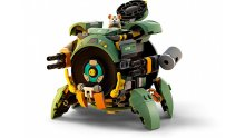 Overwatch LEGO Bouldozer Chacal Chopper (10)