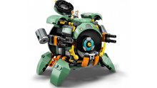 Overwatch LEGO Bouldozer Chacal Chopper (5)
