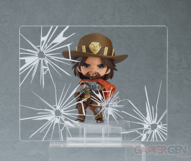 overwatch nendoroid mccree high noon gallery