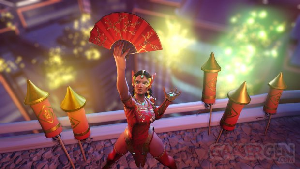 Overwatch Nouvel an luniare 2018 (2)