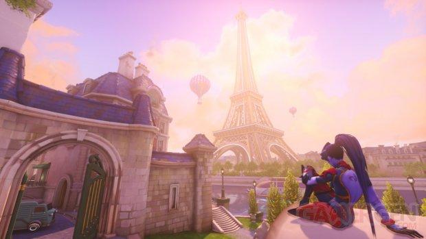 Overwatch Paris