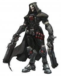 Overwatch reaper presskit