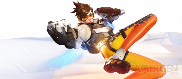 Overwatch Tracer Large