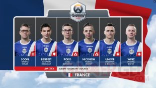 Overwatch World Cup Equipe France