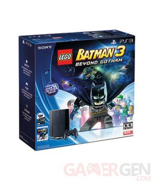 Pack PS3 Batman 3 The Sly Trilogy image 1