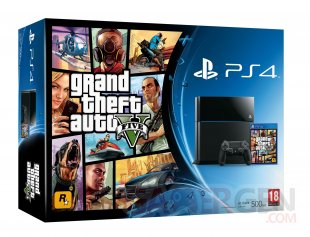 Pack PS4 GTA V (1)
