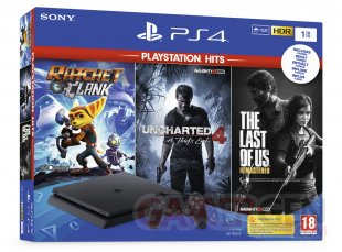 Pack PS4 Slim PlayStation Hits 19 06 2018