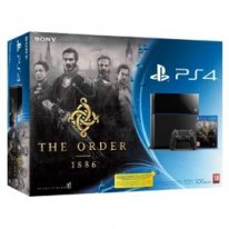 pack ps4 the order