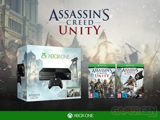 Pack Xbox One AC
