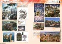 page 1 Final Fantasy Encyclopédie officielle Memorial Ultimania Vol2