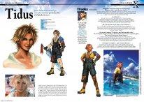 page 3 Final Fantasy Encyclopédie officielle Memorial Ultimania Vol2