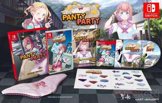 Panty Party Edition limitée switch