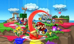 Paper Mario Color Splash image