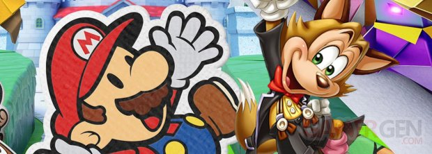 Paper Mario The Origami King Famitsu image (1)