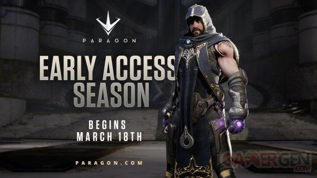 Paragon screenshot Early Access
