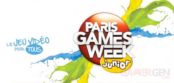 paris games week junior