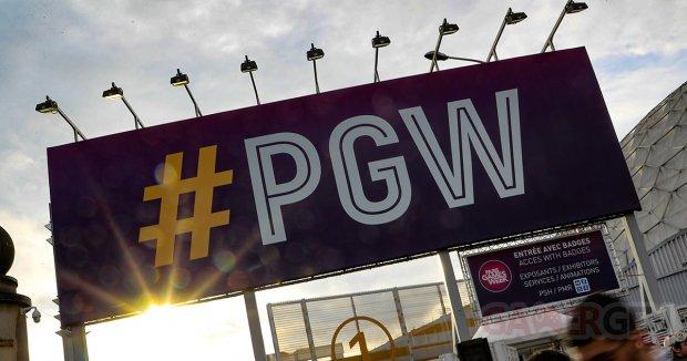 Paris Games Week PGW 2020 bannière