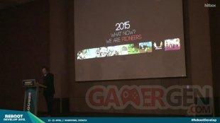 Patrice Désilets reboot conférence 2015 1