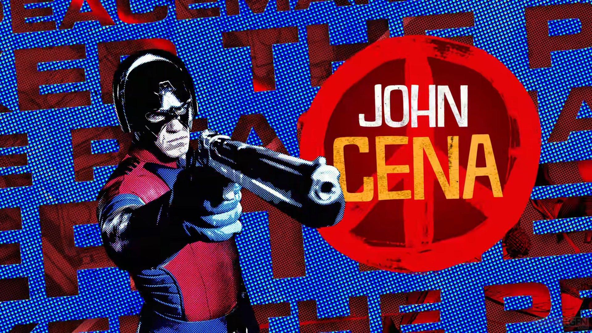 John Cena sera la vedette d'une série de HBO Max avec des personnages de DC Comics